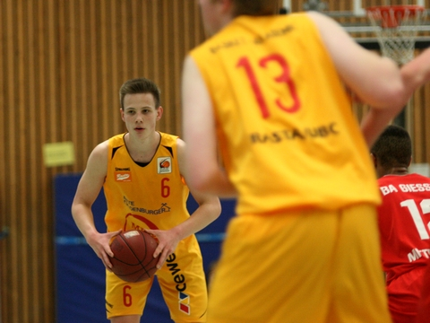 Tim Kosel, JBBL-Basketballer