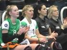 Lina Alsmeier (links) im USC-Bundesligateam