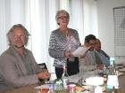 Vorstand Verein zur Förderung des Leistungssports in Münster, Mai 2015