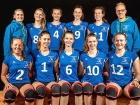 Pascal-Volleyballerinnen WK II, Siegerinnen in Berlin 2018
