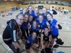 Volleyballteam WK II, JTFO 2016