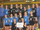 Volleyballteams JTFO Pascal-Gymnasium