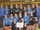 Volleyballteams JTFO Pascal-Gymnasium