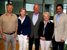 Vorstand Verein zur Förderung des Leistungssports April 2014