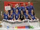 Volleyballteam Pascal-Gymnasium 2014