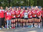 VC Olympia Münster Team 2018 2019